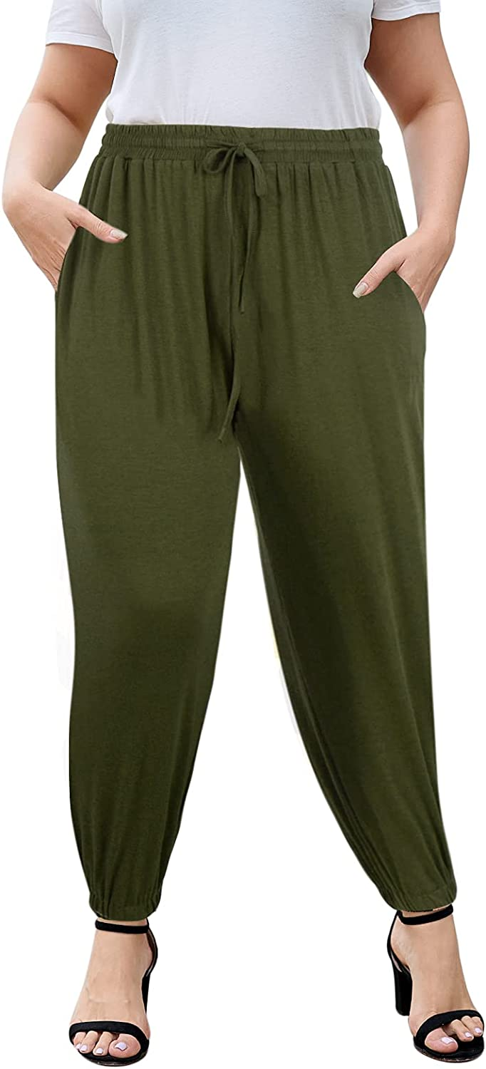 Popular brand Nemidor Womens Plus Size Joggers Swe Athletic Casual Sport Excellence Comfy