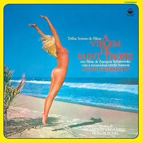 Hareton Salvanini, LP Tso Do Filme De Zygmunts Sulistrowski A Virgem De Saint Tropez- Série Clássicos Em Vinil [Disco de Vinil]