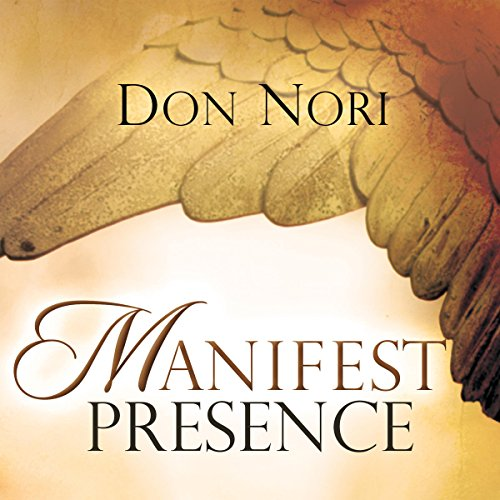 Manifest Presence audiobook cover art
