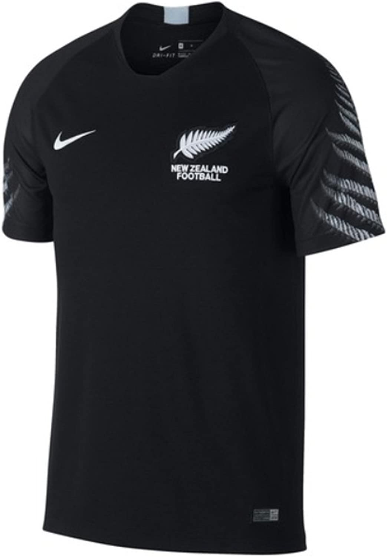 Nike 2018-2019 New Zealand Away Football Soccer T-Shirt Jersey