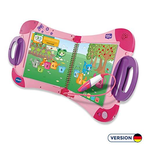 VTech - Sistema de aprendizaje interactivo, MagiBook, color rosa, versión alemana , color/modelo surtido