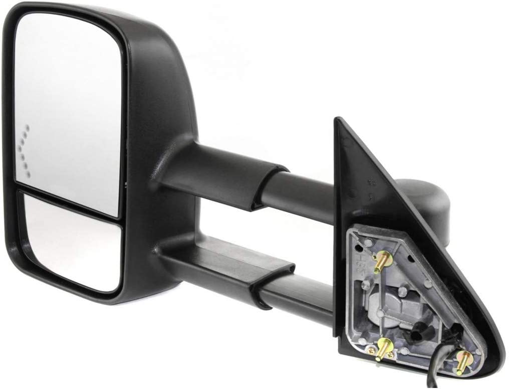 Very popular For GMC Sierra 3500 Towing Max 72% OFF Mirror 2003 Driver Side 2006 04 Ma 05