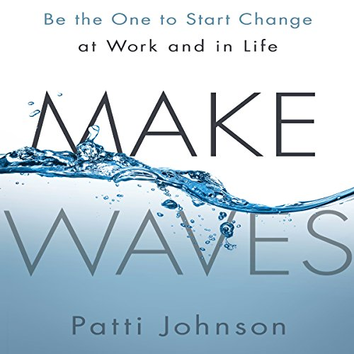 Make Waves audiobook cover art
