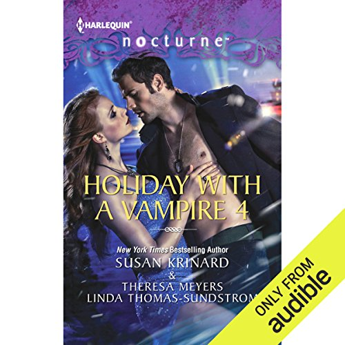Holiday with a Vampire 4 audiobook cover art