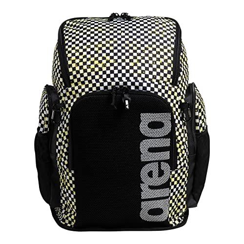 ARENA Team Backpack 45 Allover Bags, Adultos Unisex, Naranja, TU