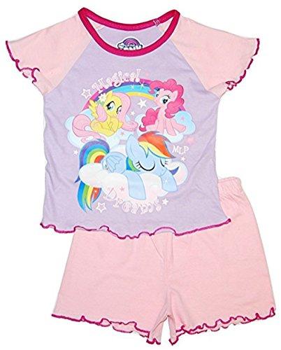 My Little Pony 'Magic Dreams' - Pijama corto (3 a 4 años), color rosa
