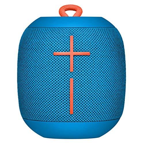 JUNPE Altavoz Bluetooth Sound Sound Sound Súper Bass IPX7 Impermeable Bluetooth 4.0 Altavoces inalámbricos portátiles para el hogar al Aire Libre Fiesta (Color : Blue)