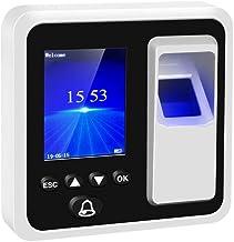 Time Attendance Machine Office Electronics 3000 IP TCP IP Office Attendance Access Lightweight RFID Reader Fingerprint Bio...