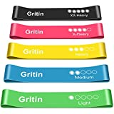 Gritin Resistance Bands, [Set of...