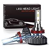 Best Led Car Headlights - H11 H8 H9 LED Headlight Bulbs, Taotique 72W Review