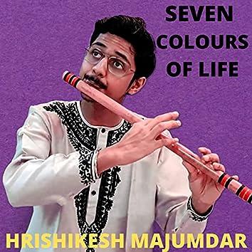 Seven colours of life (feat. Ronu majumdar)