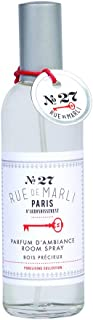 RUE DE MARLI Room Spray, M27-RS, 3.38 Fluid Ounce