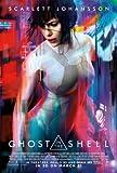 Ghost IN The Shell - Scarlett Johansson - U.S Movie Wall