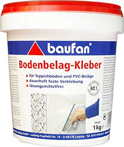 Baufan vloerbedekking lijm (1 kilogram)