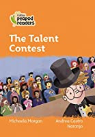 Level 4 - The Talent Contest (Collins Peapod Readers)