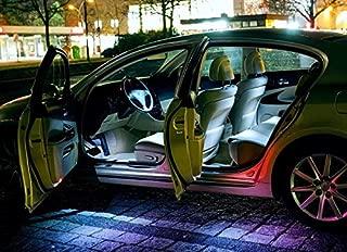 NissanQashqai-J11,J11 - Set de iluminación interior blanca