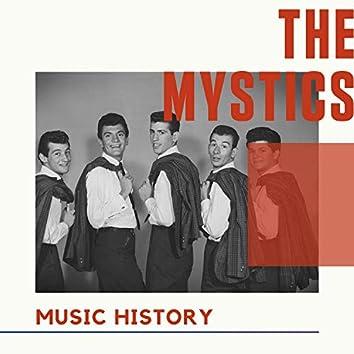 The Mystics - Music History