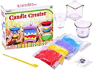 BERRY Candle Creator Kit Kids Art Toy