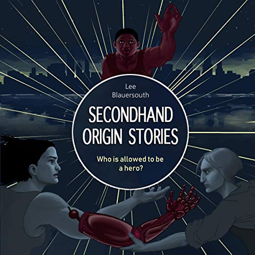 Secondhand Origin Stories audiobook cover art