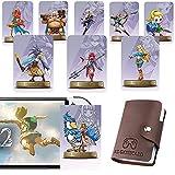 Best Breathes - [Newest Version] Zelda Series Amiibo Cards, 25-Pcs botw Review