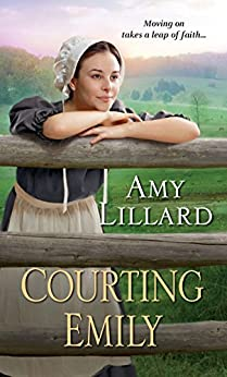 Courting Emily (Wells Landing Series Book 2) by [Amy Lillard]