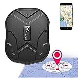 Zeerkeer GPS Tracker Monitoraggio in Tempo Reale Posizionamento Doppia Modalità LBS/GPS Dispositivo di Localizzazione di Auto Camion Moto Barca 5000mAh