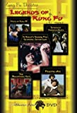 Legends of Kung Fu: Volume Two (Kung Fu Theater) 2 DVD Box Set w/Free Shipping!
