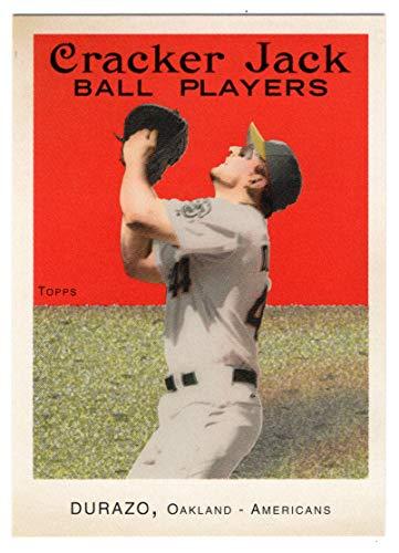 Erubiel Durazo (Baseball Card) 2004 Topps Cracker Jack # 18 NM/MT