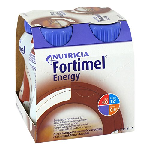 Energy FORTIMEL de chocolate sabor 800 ml líquido