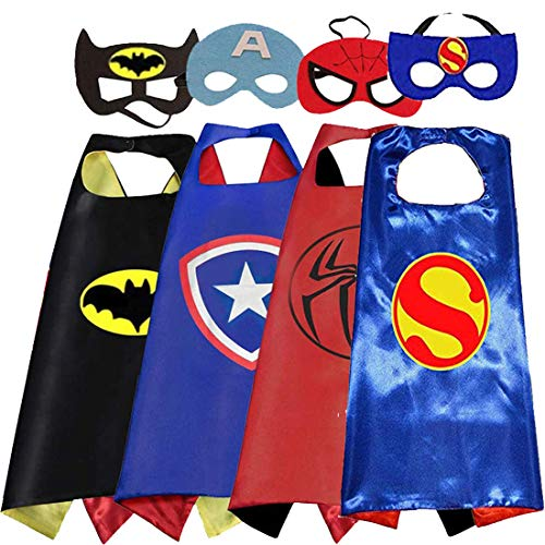Comic Cartoon Hero Costumes