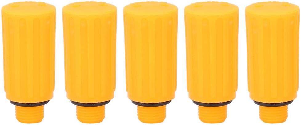 5pcs 0.35Inch Orange Breathing Rod Vent Max 86% OFF Hole Suction of Cap Dedication Oil