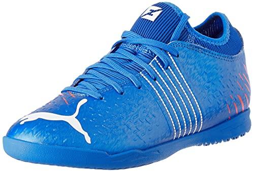 Puma Future Z 4.2 IT Jr, Zapatillas de fútbol, Bluemazing-Sunb, 38.5 EU