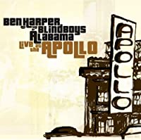 Live at the Apollo by Ben Harper