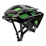 Smith Optics Overtake Adult MTB Cycling Helmet - Black/Small
