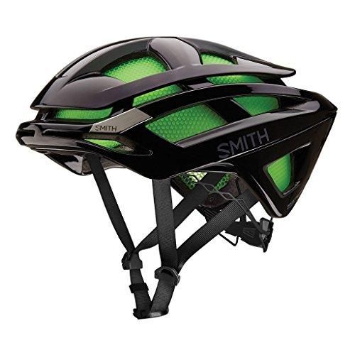 Smith Optics Overtake Bike Adult MTB Cycling Helmet - Black/Medium