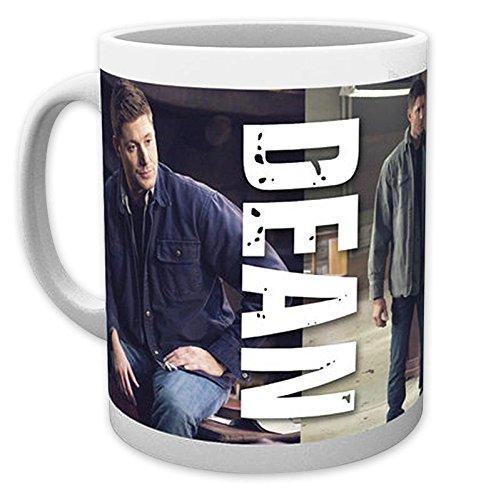 Close Up Supernatural Tasse Dean Winchester (Jensen Ackles)