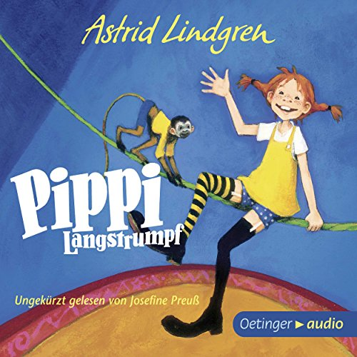 Pippi Langstrumpf  By  cover art