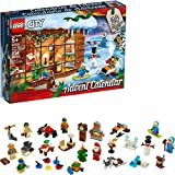 LEGO City Advent Calendar 60235 Building Kit, New 2019 (234 Pieces)