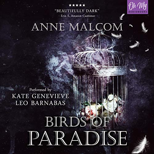 Birds of Paradise audiobook cover art