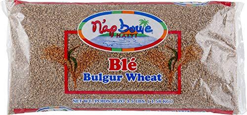 Nap Boule Ble Bulgur Wheat, 3.5 Pound
