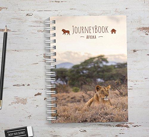 Diario de viaje (África para despedida de selberschreiben/como regalo