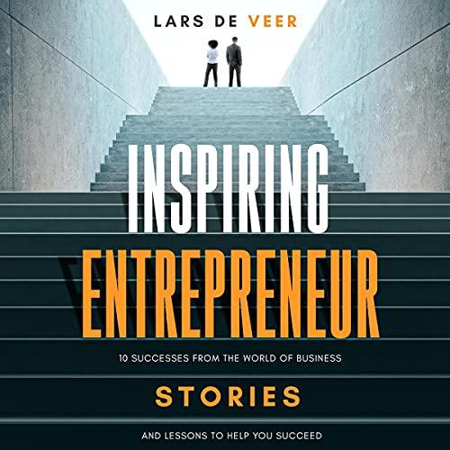 Inspiring Entrepreneur Stories cover art