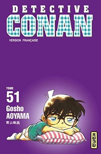 Détective Conan - Tome 51