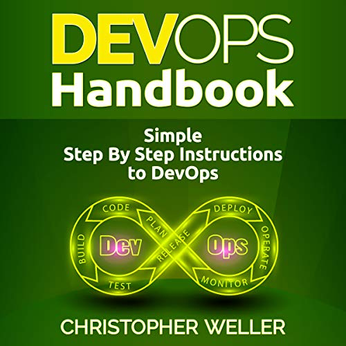 DevOps Handbook audiobook cover art