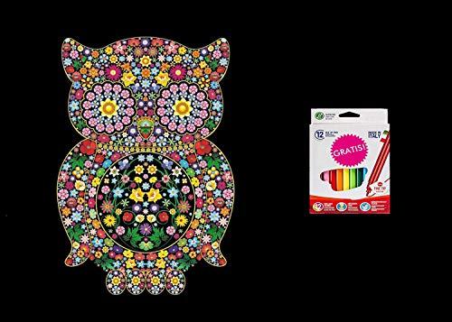Colorvelvet | Terciopelo | Para colorear | Varios Modelos para colorear: (Lobo,Atrapàsueños,calavera,tigre,anillos,buho,chakras,tortuga,mano de fatima)