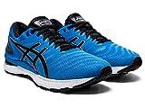 ASICS Gel-Nimbus 22 - Zapatillas de correr para hombre, Azul (negro, azul (Directoire Blue/Black)), 45 EU