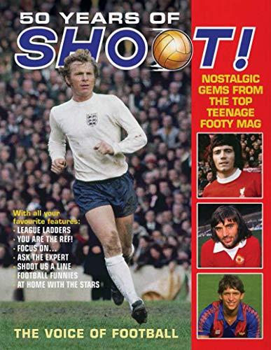 50 Years of Shoot Magazine (Hardcover Book)