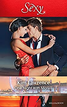One Night With Morelli by [KIM LAWRENCE]