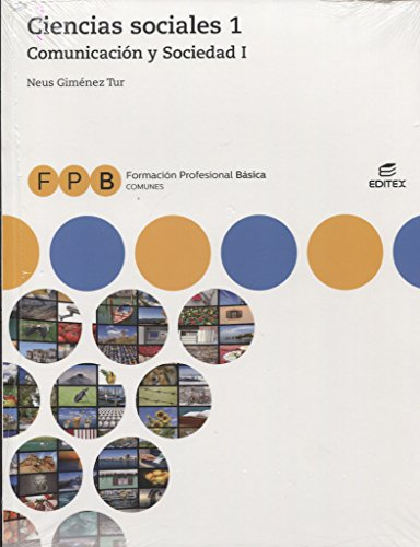 FPB Comunicación y Sociedad I - Ciencias Sociales 1 (Formación Profesional...