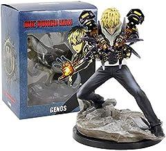DADATU 15cm Anime One Punch Man Amazing Fighting Ver. Genos PVC Action Figure Collectible Modelo Cumpleaños Regalo para Niños